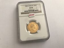 1820 Great Britain Gold Sovereign NGC AU 58