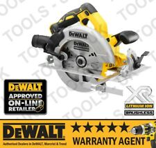 DeWALT DCS570N 18v XR Brushless 184mm Cordless Circular Saw BARE UNIT NEW