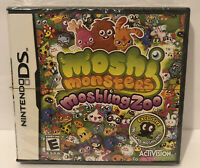 Nintendo DS NDS Game Moshi Monsters Moshling Zoo New Sealed Fast Shipping