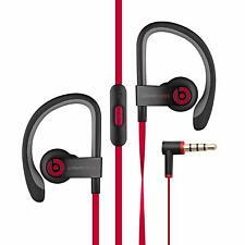 New Beats By Dre. Original Powerbeats2 Wired In-Ear Headphone - Black