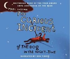 The Curious Incident Of The Dog In The Night-Time by Mark Haddon | Audio CD Book