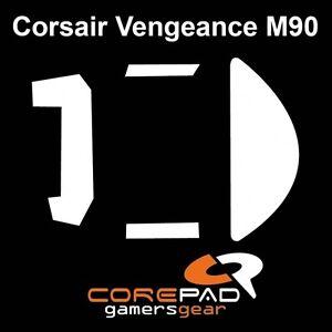 Corepad Skatez Corsair Vengeance M90 Souris Pieds Patins Téflon Hyperglides