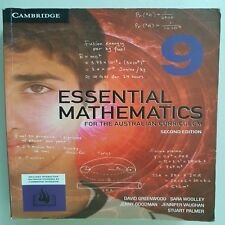 A9 Essential Mathematics for the Australian Curriculum Year 9 2ed Print Bundle