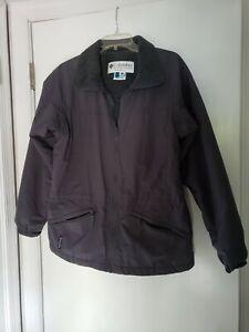 Columbia Ski Jacket Liner Women's size Medium solid grey Excellent condition