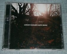 JUNIOR VASQUEZ - EARTH MUSIC - CD ALBUM - 2002 - TBCD 1551 - TOMMY BOY