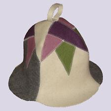 Sauna hat, Russian Banya, Cap, Saunahut, Saunahattu, 100% Wool Felt