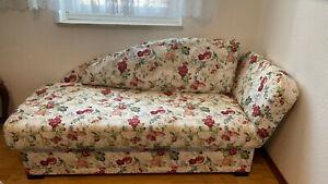 Recaniere Ottomane Sofa mit Schlaffunktion im Landhausstil unbenutzt