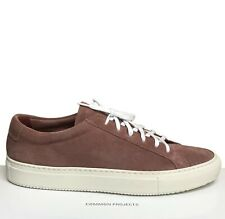 Common Projects Men's Sneakers Size 7 / 40 Blush Achilles Suede - New In Box