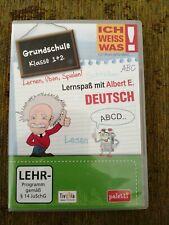Ich Weiss Was !  Grundschule Klasse 1+2  Deutsch