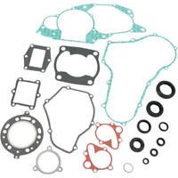 Moose Racing Complete Gasket Set w/ Oil Seals Honda TRX 250 R/ATC 250 R #140865