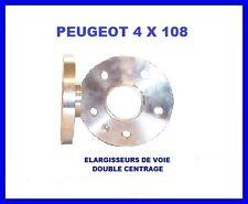 ELARGISSEUR DE VOIES 16 mm ELARGISSEURS PEUGEOT 206 CC