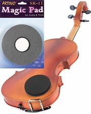 "Artino SR-11 3.5"" Magic Pad for Violin and Viola - SHOULDER RESTS-FAST SHIPPING!"