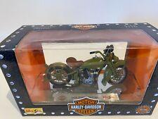 Maisto 1:18 diecast Moto Harley Davidson Twin Cam Bicicleta 1928 jdh