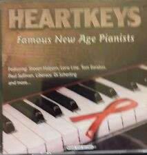 Heartkeys Famous New Age Pianists (CD, 1995)
