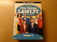 3 DVD BOX / CHEZ BOMPA LAWIJT: SEIZOEN 1 (Afl. 1 - 28)