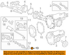 GM OEM-Axle Nut 10257766