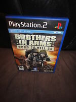 PS2 GAME: BROTHERS IN ARMS ROAD TO HILL 30