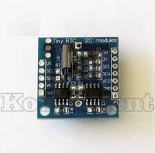 Modulo Tiny I2C DS1307 Real Time Clock Module Arduino RTC