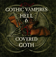 Gothic Vampires from Hell & Covered in Goth 2CD NEU & OVP