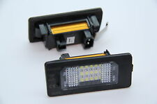 LED Kennzeichenbeleuchtung Modul BMW E39 E60 E61 E70 E71 E90 E91 E92 E93 M3 M5