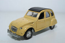 POLISTIL S-26 S 26 S26 CITROEN 2CV 2 CV YELLOW EXCELLENT CONDITION.