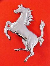 "Ferrari Prancing Horse Emblem Badge NEW OLD STOCK 4.5"" OEM"