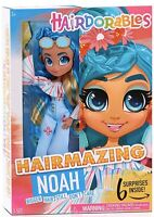 New Hairdorables Hairmazing 💗NOAH💗Willow  Dee Dee  Doll Hairdudeables SEALED