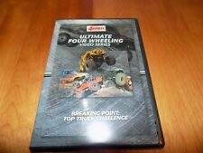 ULTIMATE FOUR WHEELING VIDEO SERIES BREAKING POINT TOP TRUCK CHALLENGE 4X4 DVD