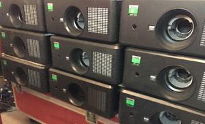 Digital Projection E-Vision 8000 lumens 1080P Projector Large Venue.No lens