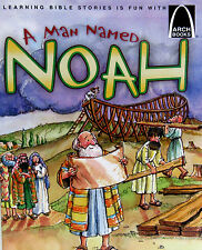 ARCH BOOKS A Man Named Noah (pb) Concordia Publishing Old Testament Bible Story