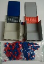 Rokenbok BaII Conveyor Receiver Bucket Basket w/ Balls & Bins toy