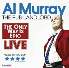 Al Murray - Only Way Is Epic (2012) (NEW)