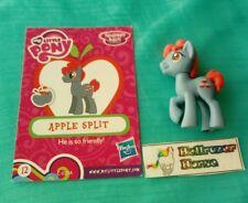 My Little Pony G4 Blind bag Apple Split & card figure wave 14