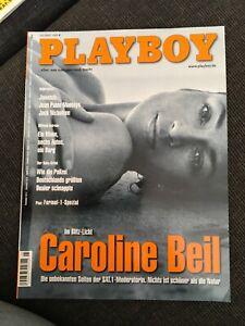 Playboy im caroline nackt beil Charlotte Lewis