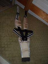 Maxi Cosi Perle stroller. seat belt harness