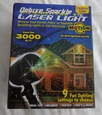 Deluxe Sparkle Laser Light
