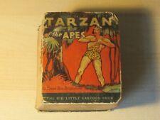 TARZAN OF THE APES #744 BIG LITTLE BOOK ORIGINAL 1933 BLB 1ST TARZAN BOOK!!