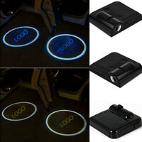 Wireless Car Door Logo Welcome Laser Projector Ghost Shadow LED Light For Honda