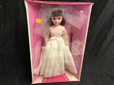 """NEW Factory Sealed ~ Vintage Your Dream Bride Eugene Doll ~ 18"""" Tall"""