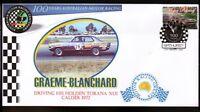G BLANCHARD AUSTRALIAN RACING GREATS COV, TORANA XU1