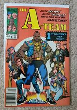 The A-Team #1 (Marvel 1984) Collectors Edition Diamonds Are a Girl's Best Friend