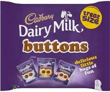 Cadbury Dairy Milk Treatsize Buttons (2x170g)