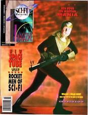 SCI-FI CHANNEL MAGAZINE #2 - 1993 - Ben Bova, LOST IN SPACE, William F. Nolan