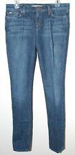 Joe's Jeans Womens GIGI Straight & Narrow Cigarette Jeans Blue Size 29 NWT $178