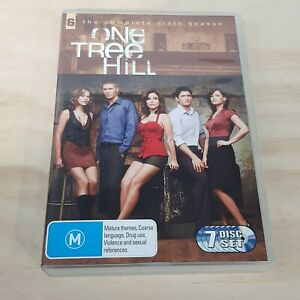 ONE TREE HILL Season 6 (2010) DVD Inc Special Features (Tracked Post)