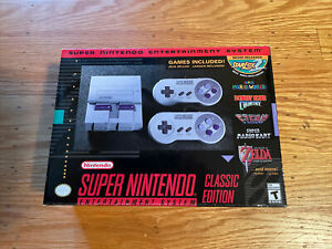 Super Nintendo Entertainment System SNES Classic Edition - [GREAT CONDITION]