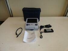 Optelec Tieman Traveller Portable Color Video Magnifier - Reading Aid