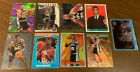 DAVID ROBINSON 9 card insert lot  Diamond Vision, Steel Tower, Ultra Power SPURS