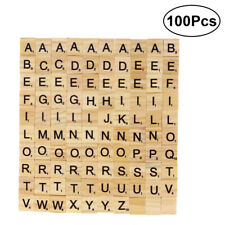 letter heart tiles bold black x 10 pieces crafting embellishments