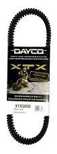 Arctic Cat Firecat 600 F6, 2006, Dayco XTX5053 Xtreme Drive Belt - Sno-Pro